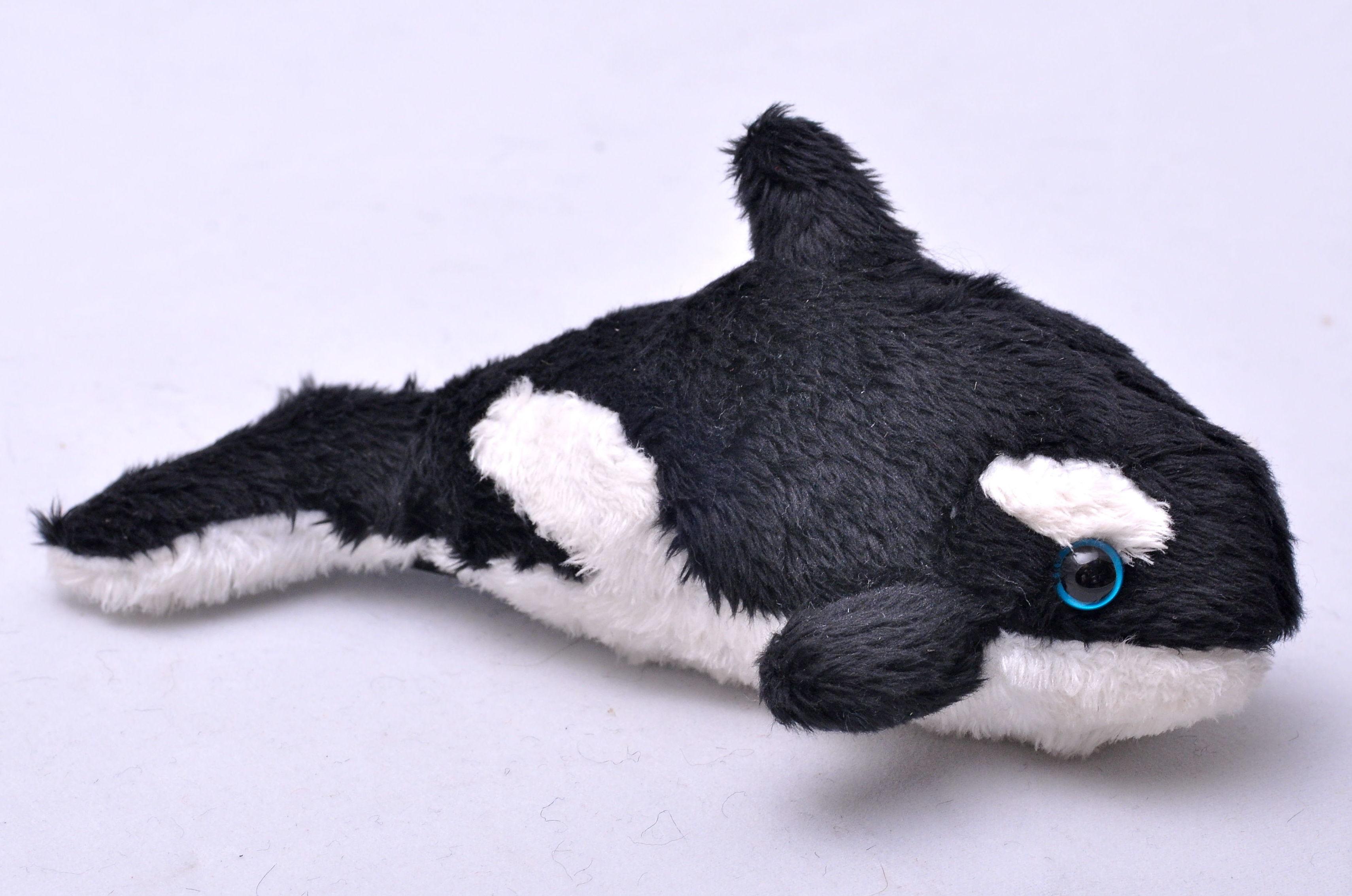 Orca material suave