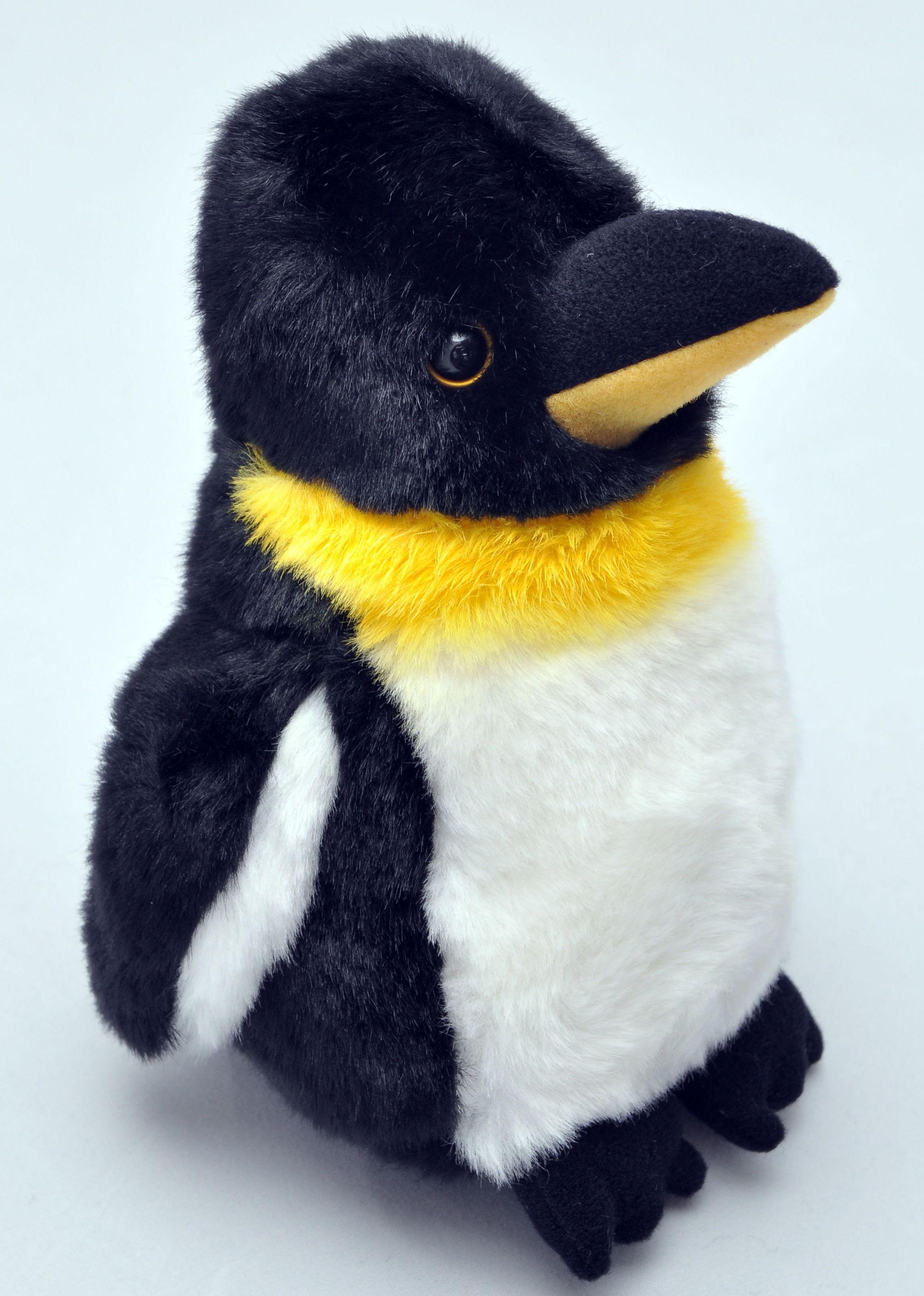 Pinguino emperador 20cm