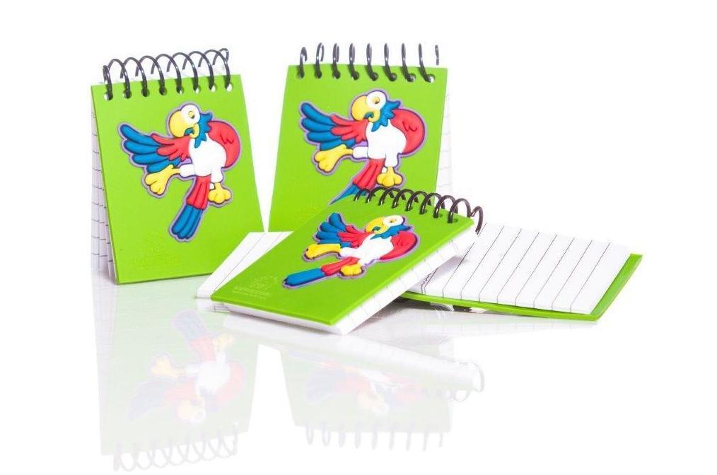 Bloc de Notas Loro / Parrot Small Note Book: Productos de BELLA TRADICION