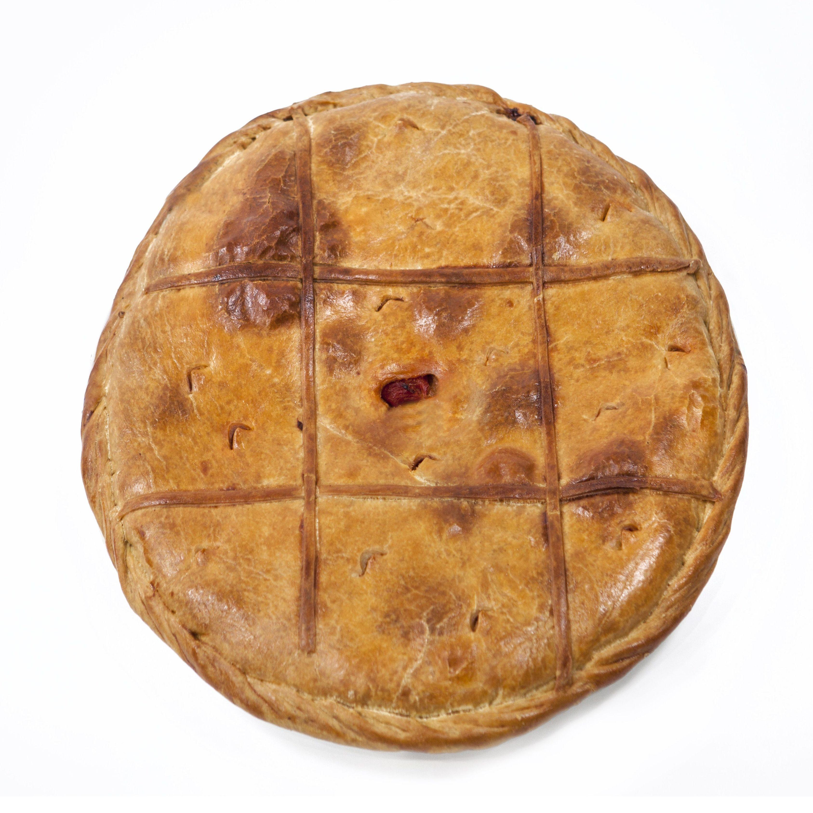 Empanada de xoubas: Productos de Costumes Gastronómicas de Galicia