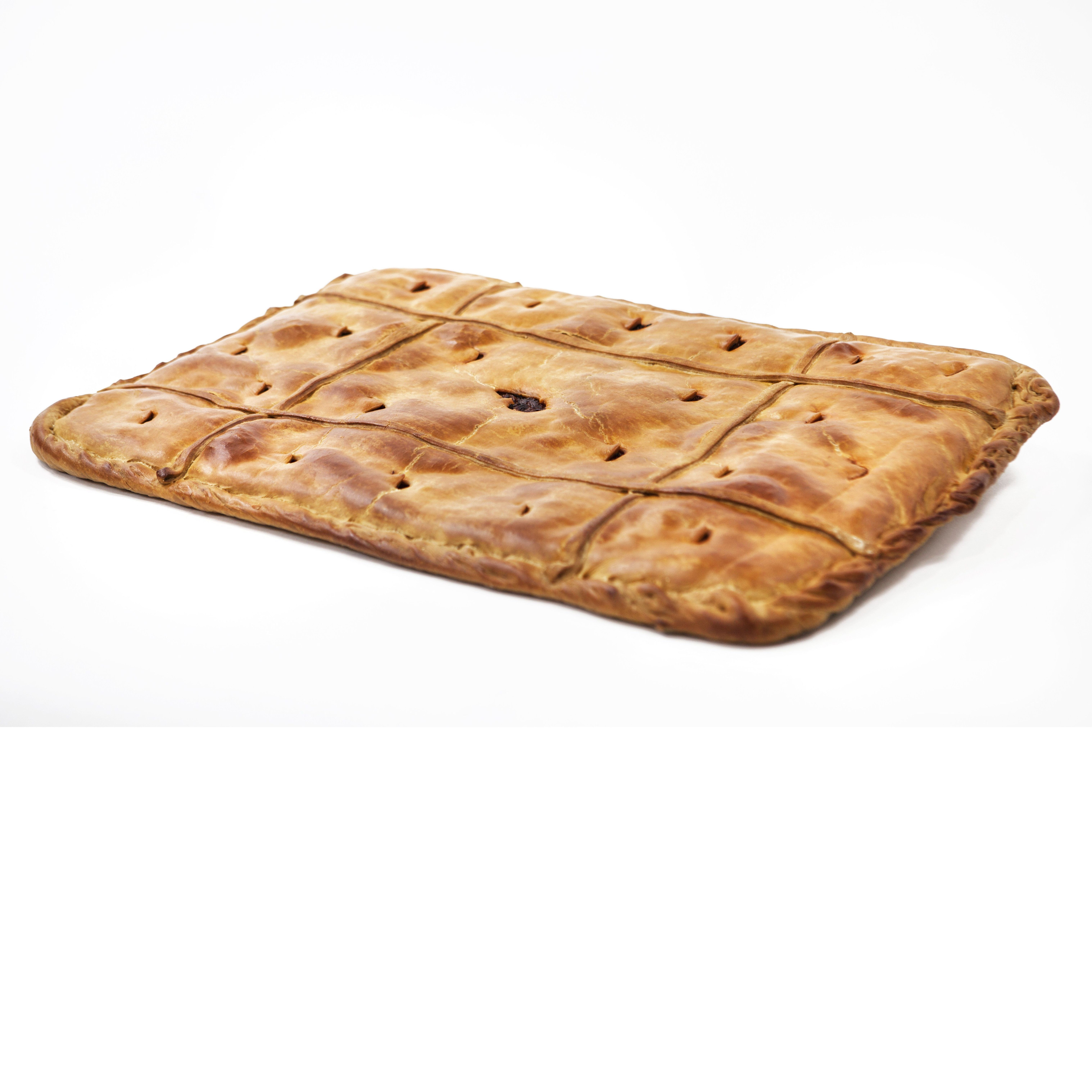 Empanada de bacalao / pasas: Productos de Costumes Gastronómicas de Galicia