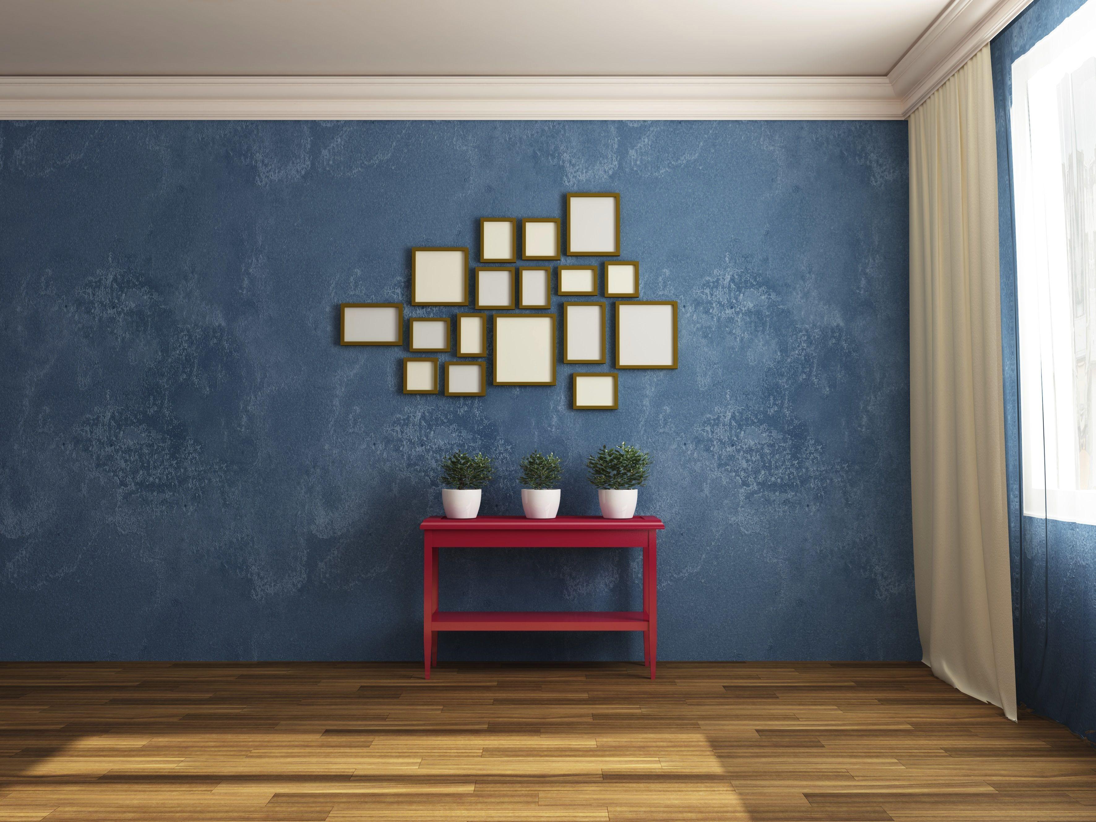 Pintura decorativa en Pinto