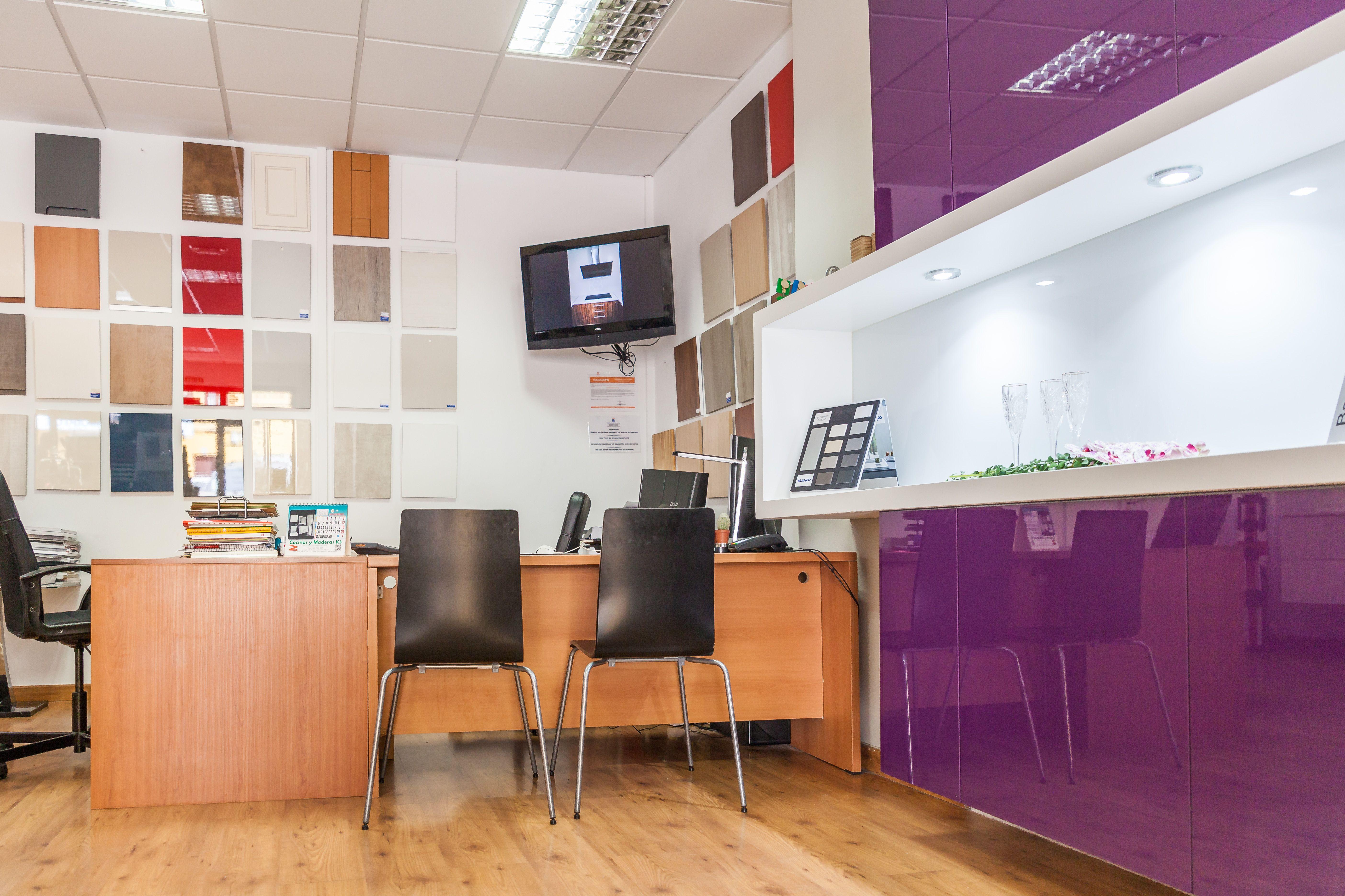 Foto 2 de Muebles cocina en Arona | Grupo K3