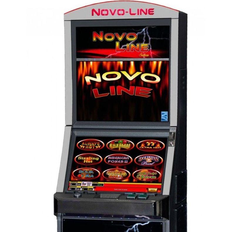 Novoline 4: Productos  de Bingo Copacabana Casino Park