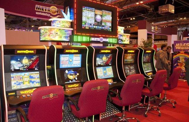 Máquinas B3: Productos  de Bingo Copacabana Casino Park