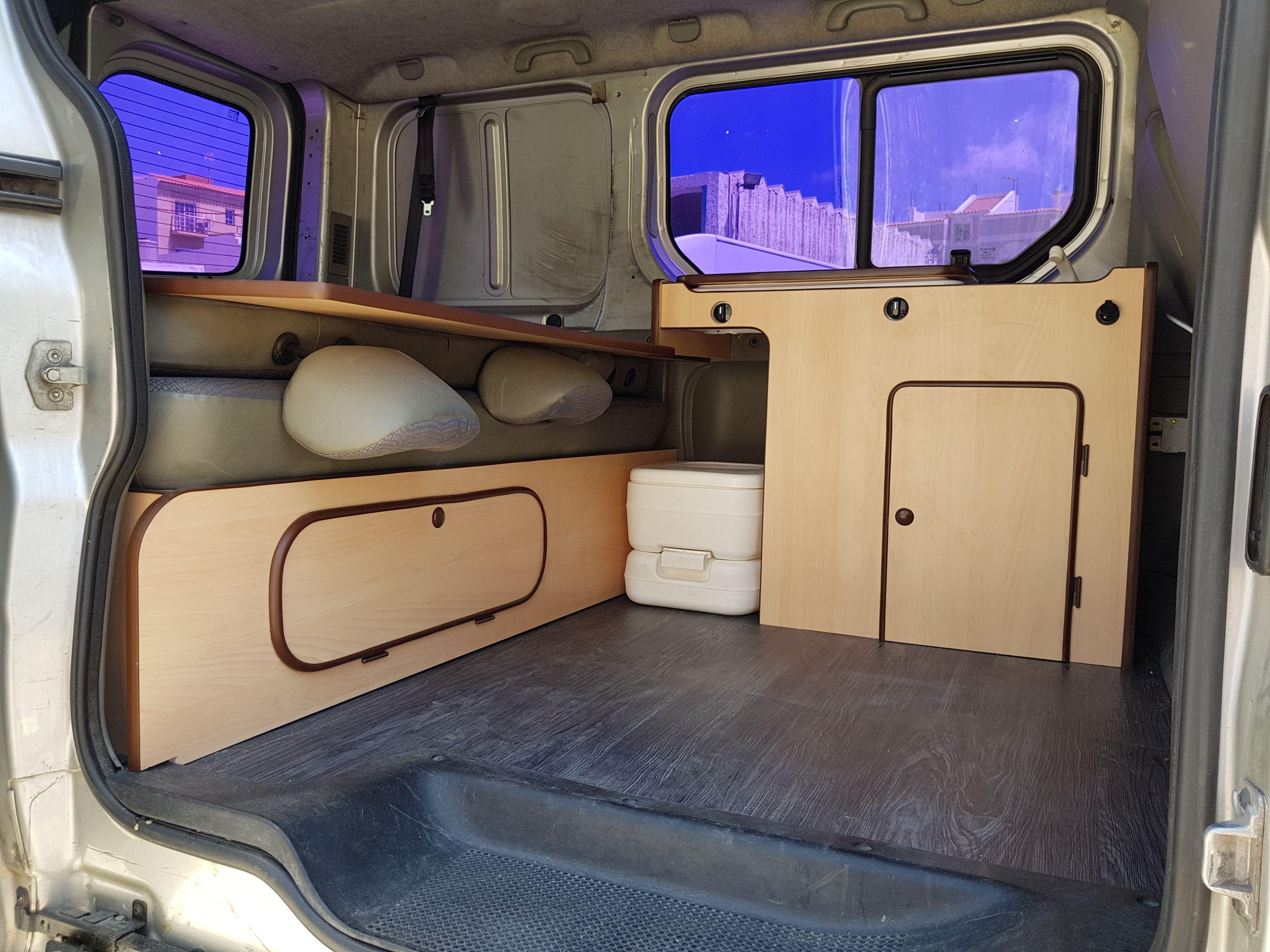 Foto 20 de Taller de furgonetas camperizadas y caravanas en Vecindario | SMV Camper