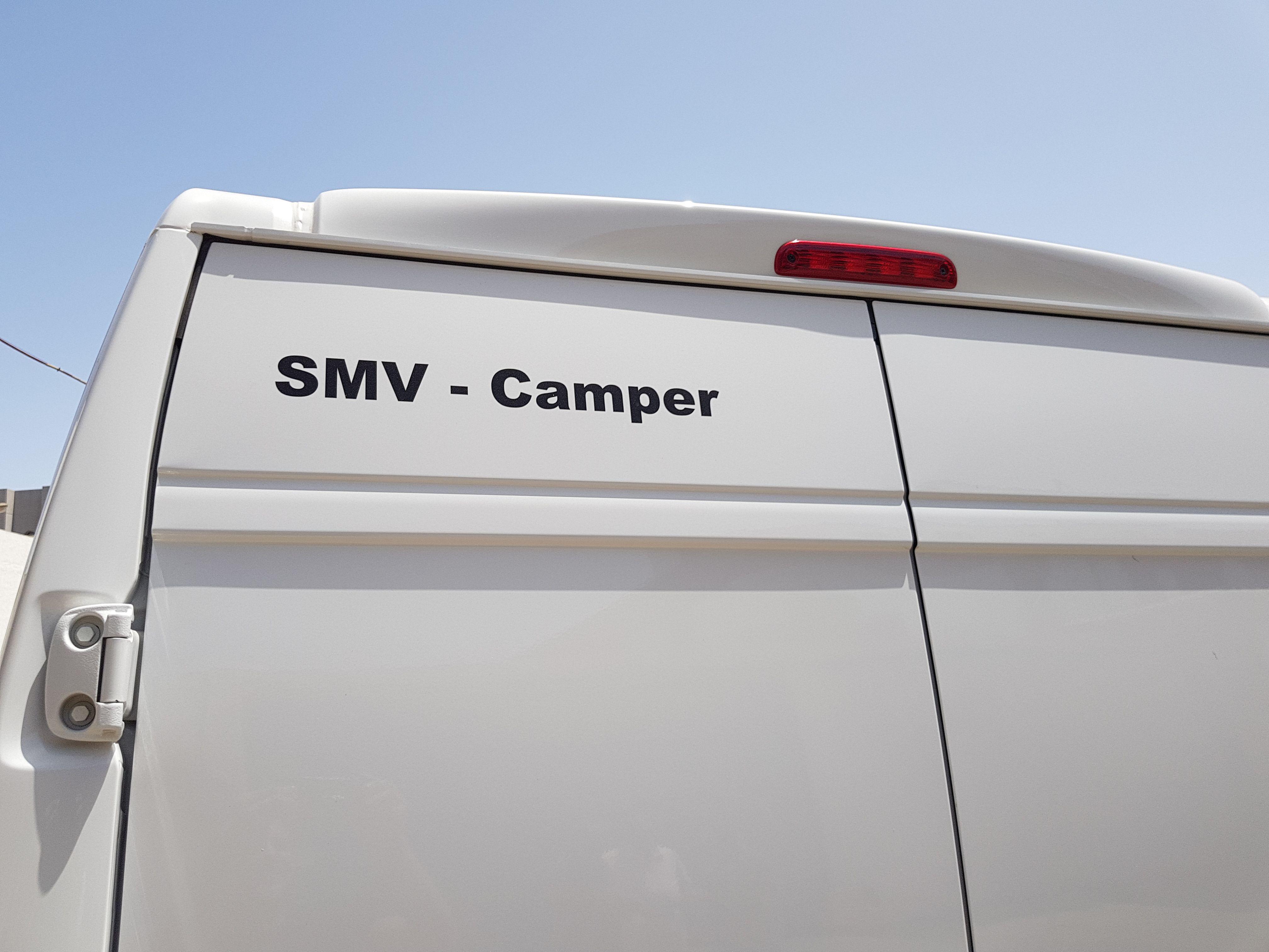 Foto 6 de Taller de furgonetas camperizadas y caravanas en Vecindario | SMV Camper