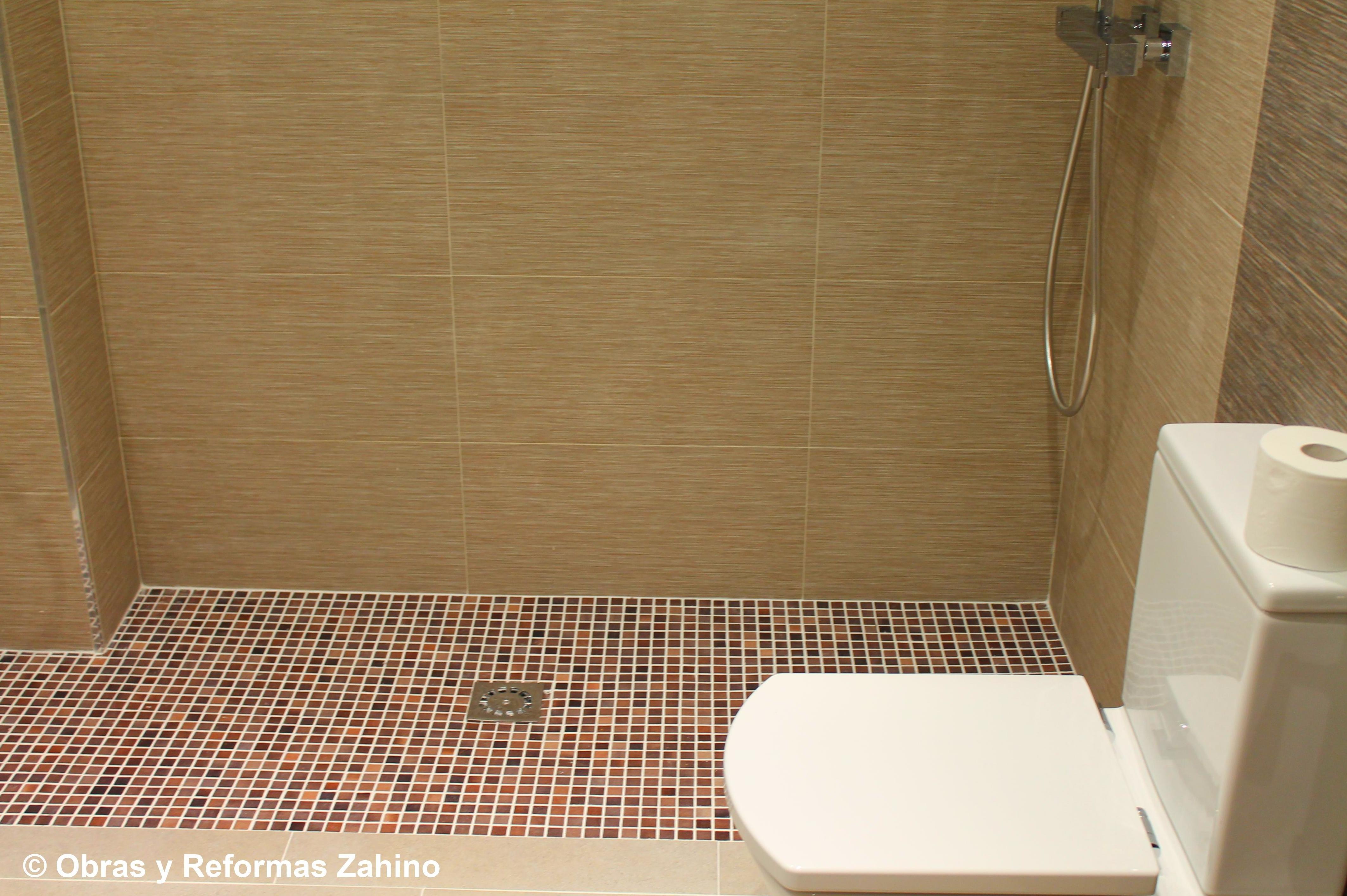Cambio de ba era por ducha - Cambiar azulejos ...