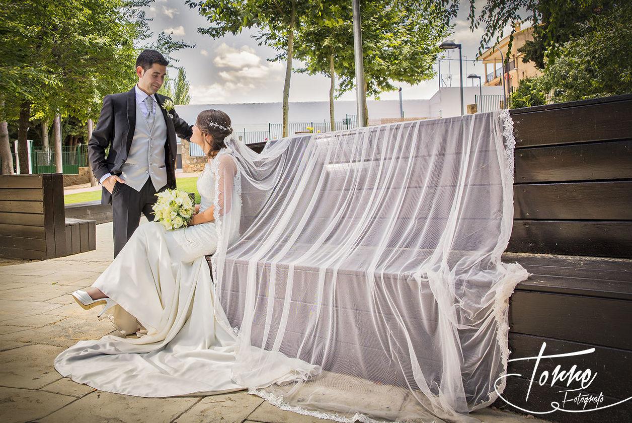 miradas de boda