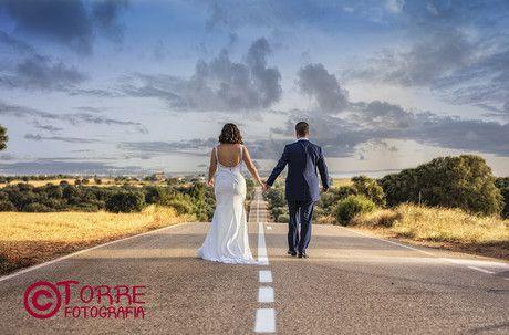 Fotógrafo de bodas La Roda