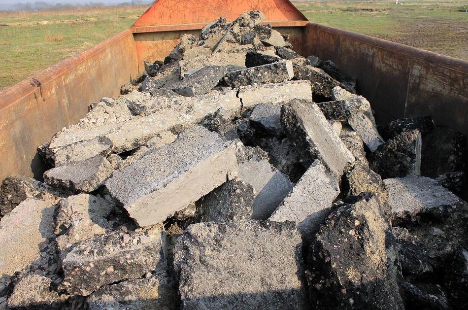Limpiezas y desescombros: Trabajos de Construcciones Javier Villar