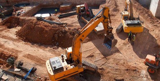 Movimientos de tierra: Trabajos de Construcciones Javier Villar