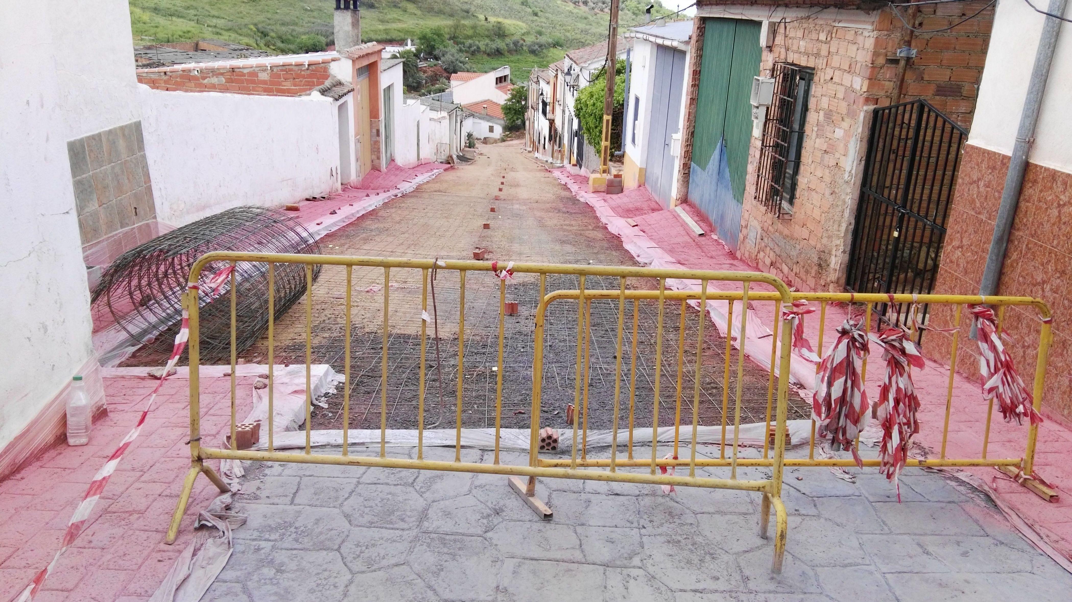soleras de hormigón impreso en Jaén