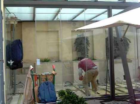 Cerramientos de viviendas: Trabajos de Construcciones Javier Villar