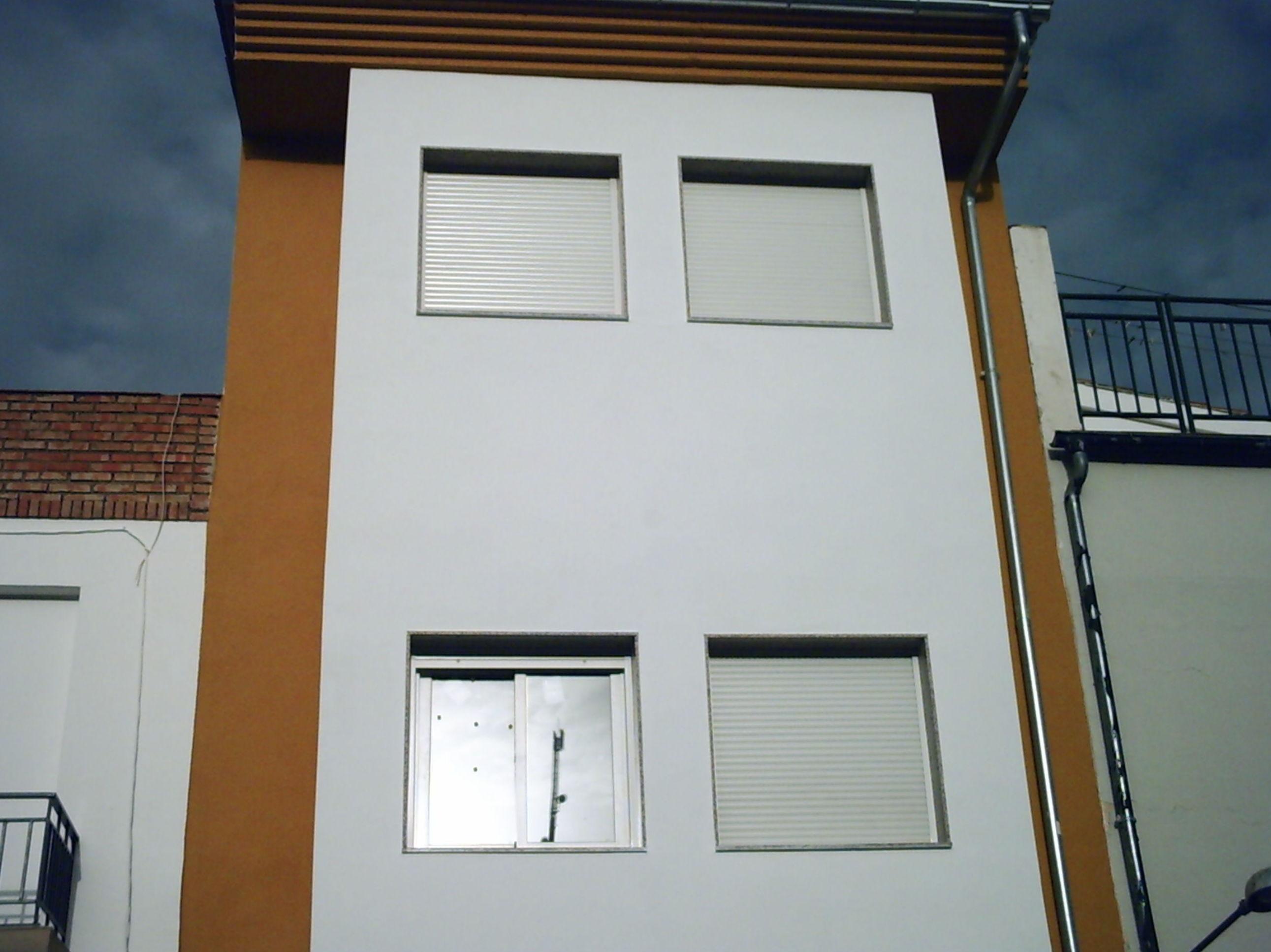 Construcción de obra nueva en Jaén