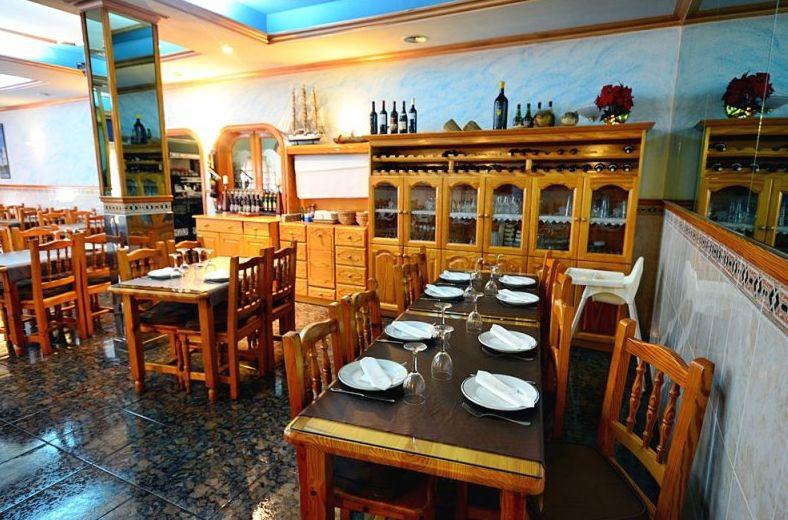 Restaurante para comer bien en Los Abrigos