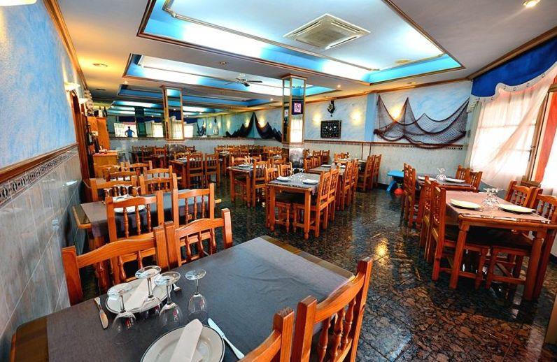 Restaurante de cocina casera en Los Abrigos
