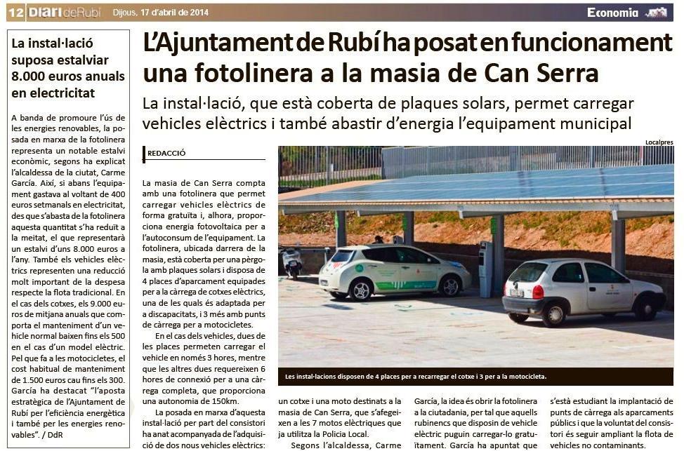 Diario de Rubí 17.04.14