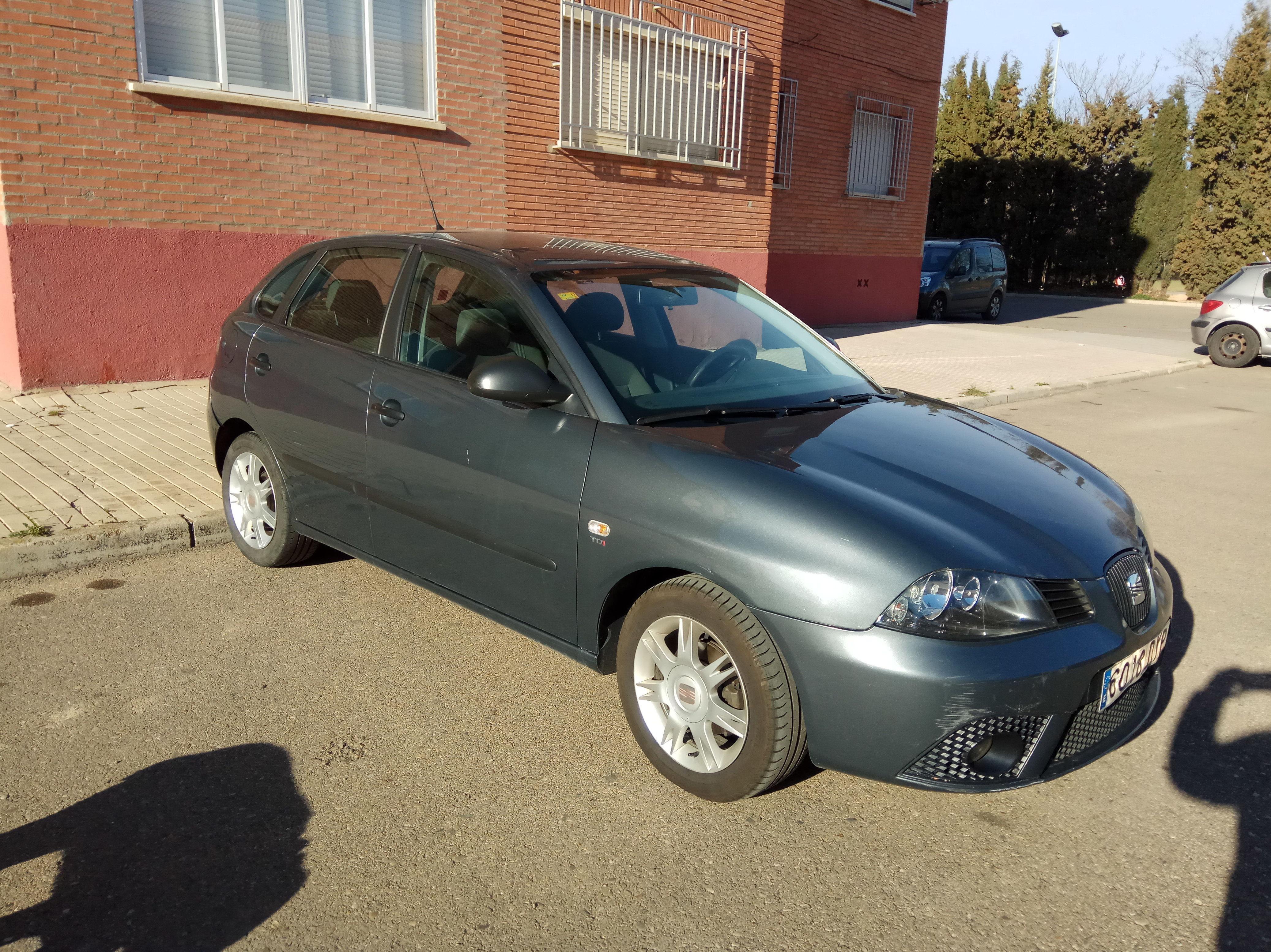 Seat Ibiza 1.9 TDI Sport 100 cv. 5 puertas: Servicios  de Autotaxi Eliseo