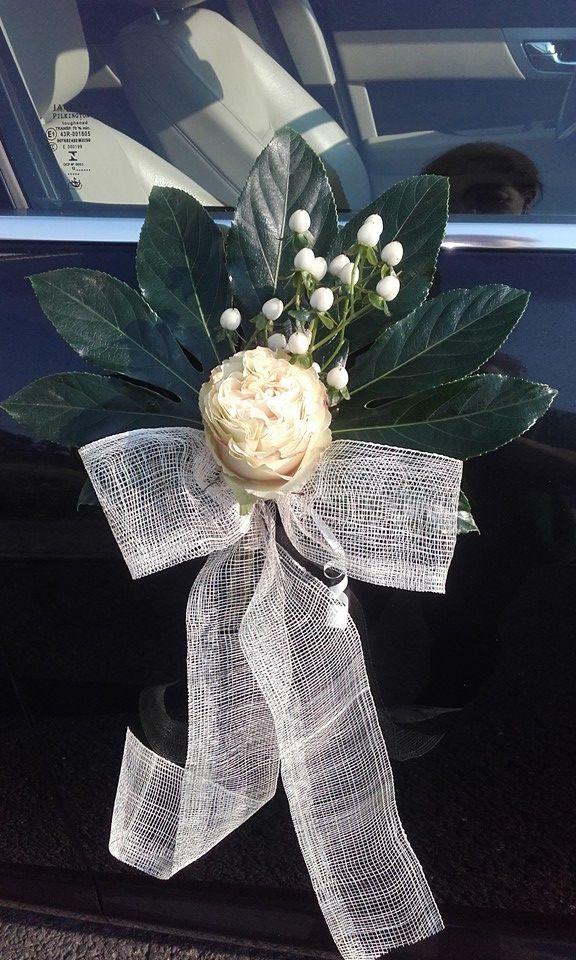 Decoración de flores para bodas Barro