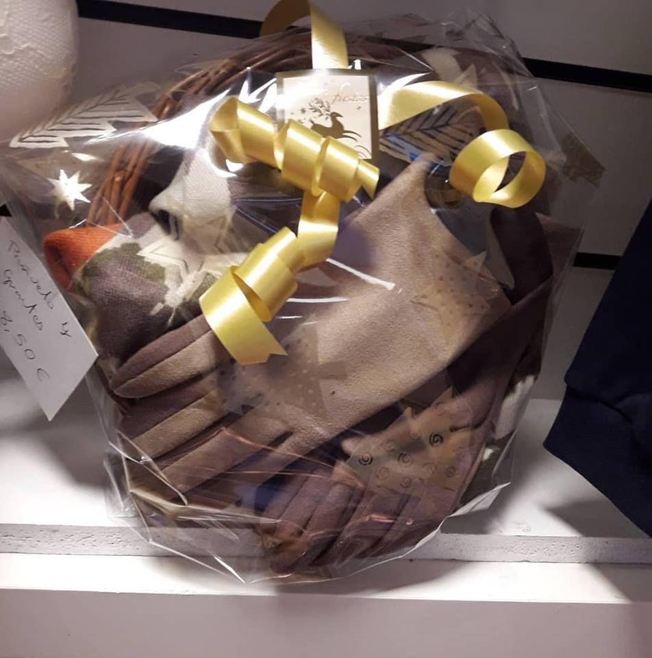 El regalo perfecto: una cesta llena de sorpresas