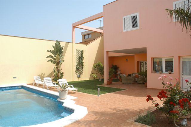 Despacho de arquitectos en Tuineje, Fuerteventura