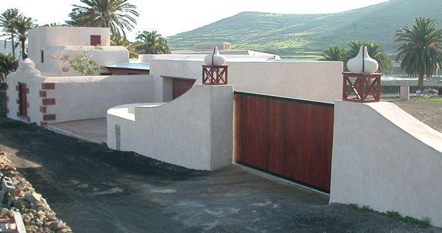 Rehabilitación de viviendas residenciales en Fuerteventura