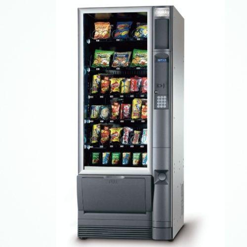 Máquinas expendedoras de snacks