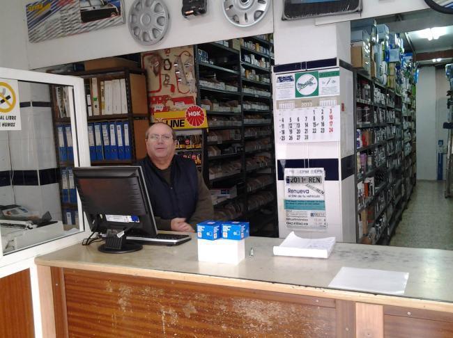Venta de recambios para coches Huelva