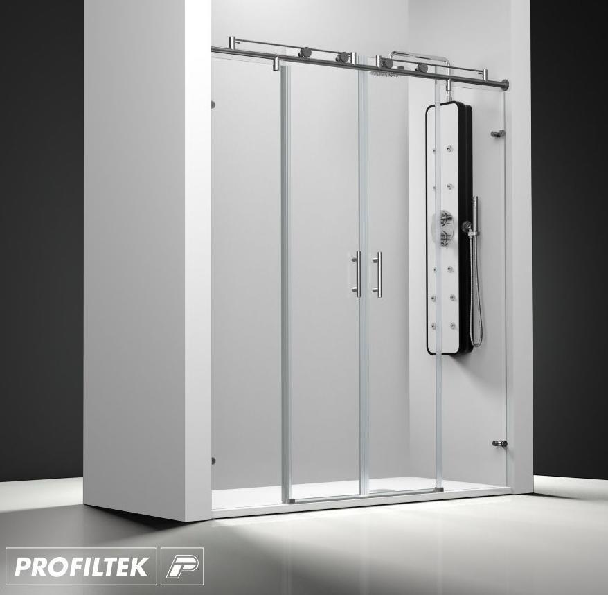 Mampara de ba o a medida profiltek serie steel modelo st 225 classic servicios de reformac - Profiltek mamparas de bano ...