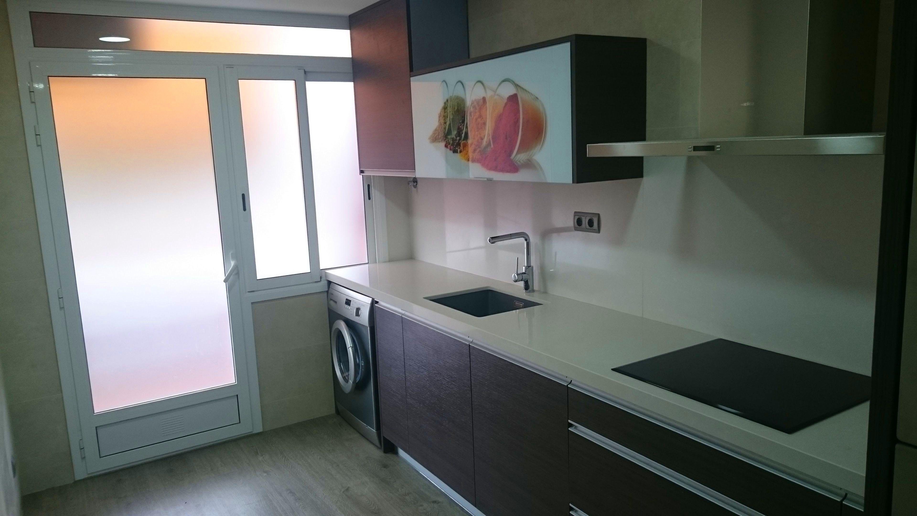 para la reforma de su cocina en Sant Boi de Llobregat Reformac