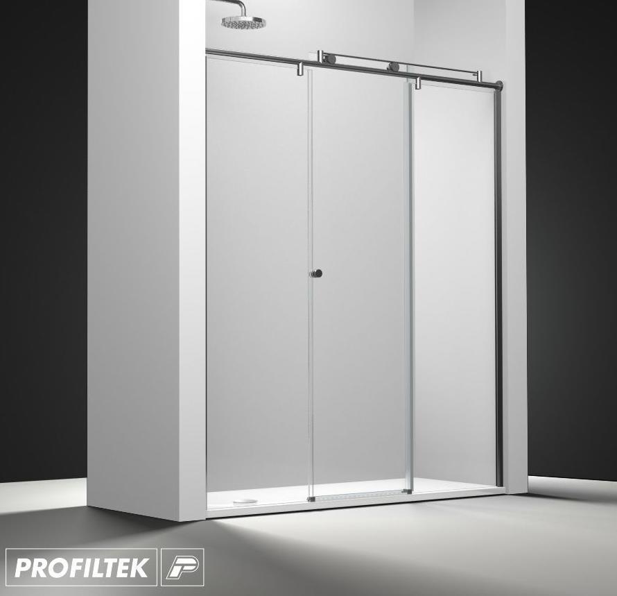 Mampara de ba o a medida profiltek serie steel modelo st 211 light servicios de reformac sant boi - Profiltek mamparas de bano ...