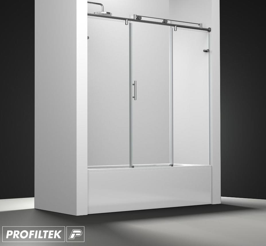 Mampara de ba o a medida profiltek serie steel modelo st 111 light servicios de reformac sant boi - Profiltek mamparas de bano ...