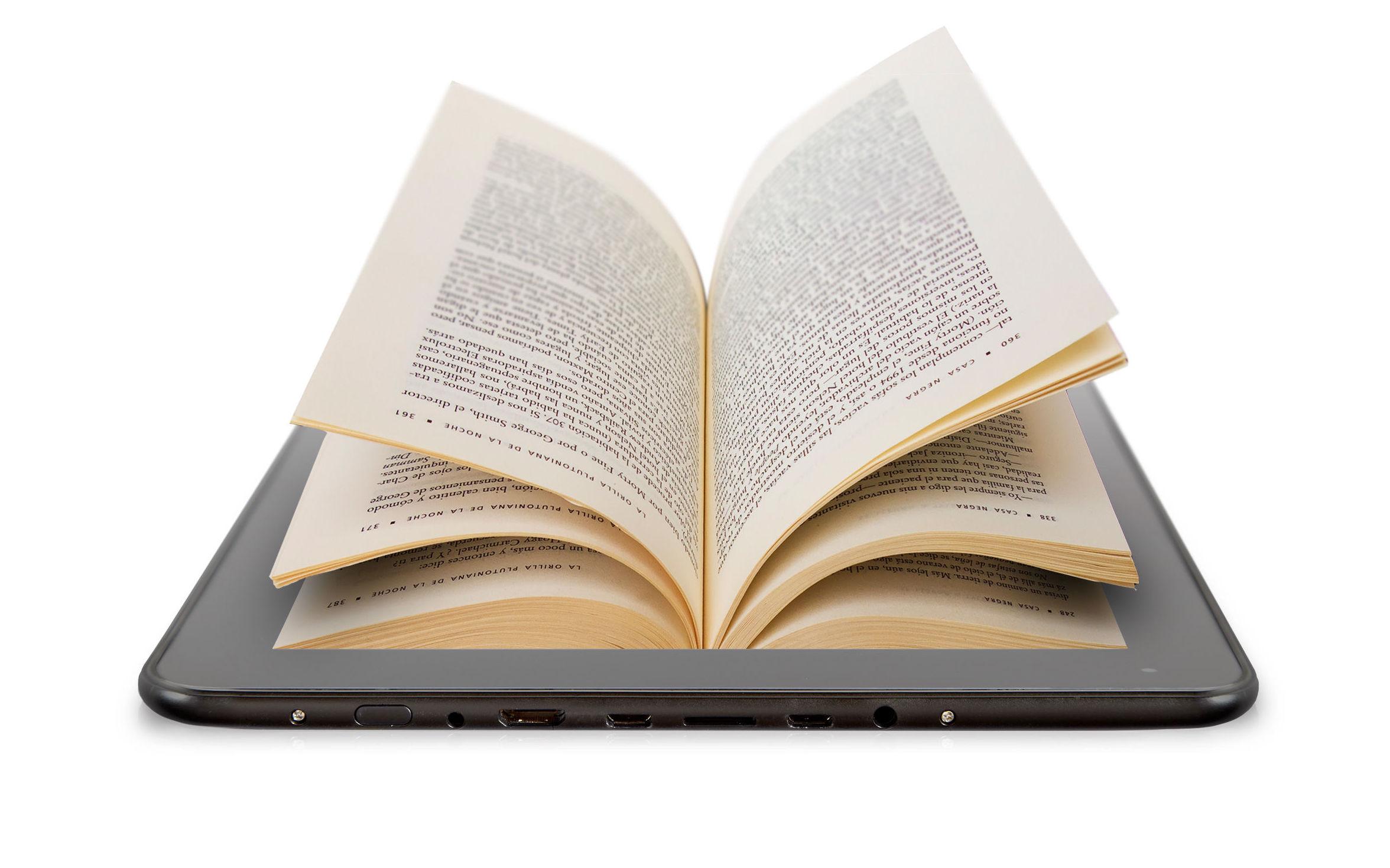 LOS EBOOKS FACILITAN LA LECTURA A LAS PERSONAS CON DISLEXIA