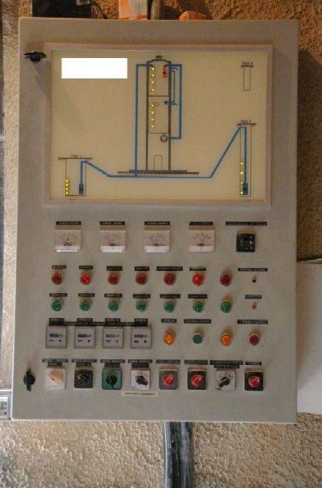 Instalación de control de aguas Tarragona