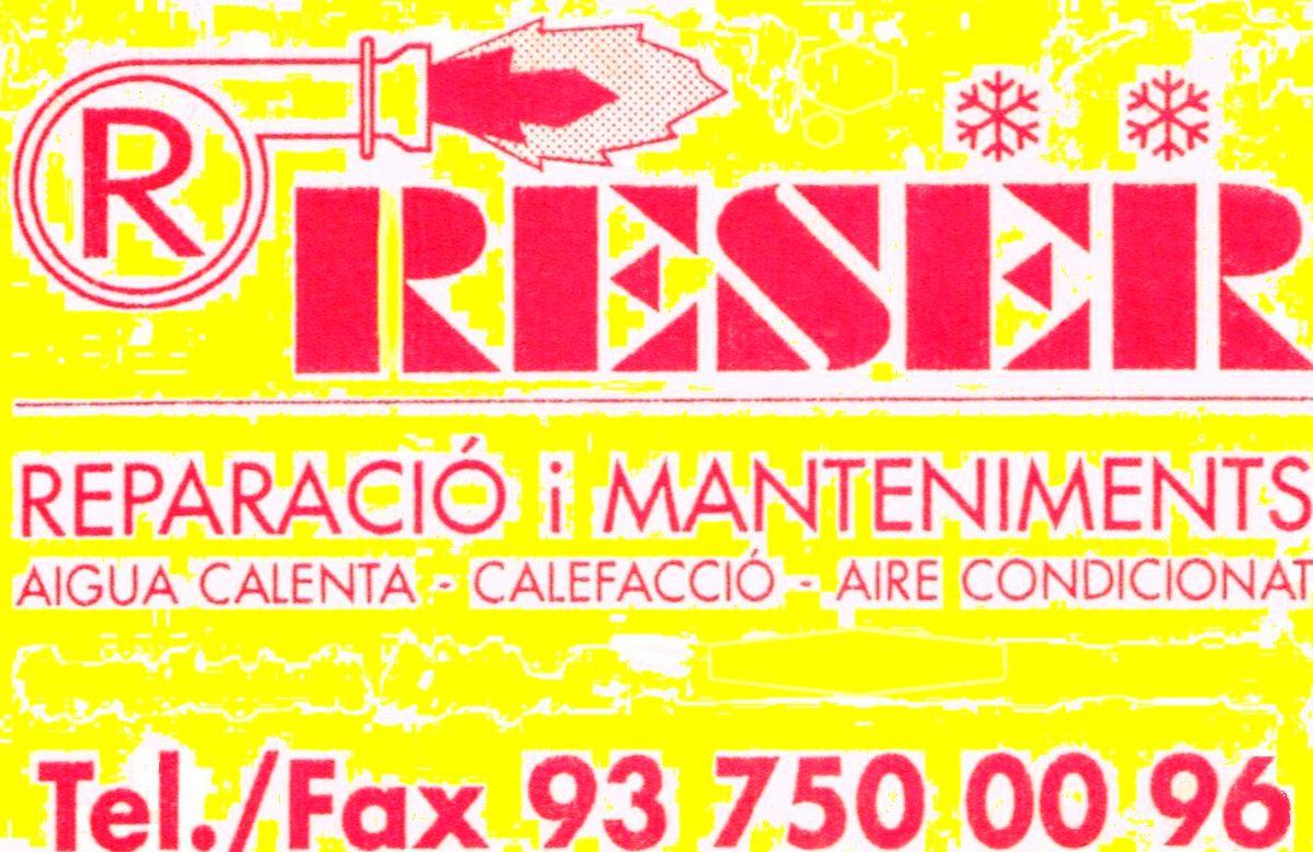 Antiguo logotipo, RESER