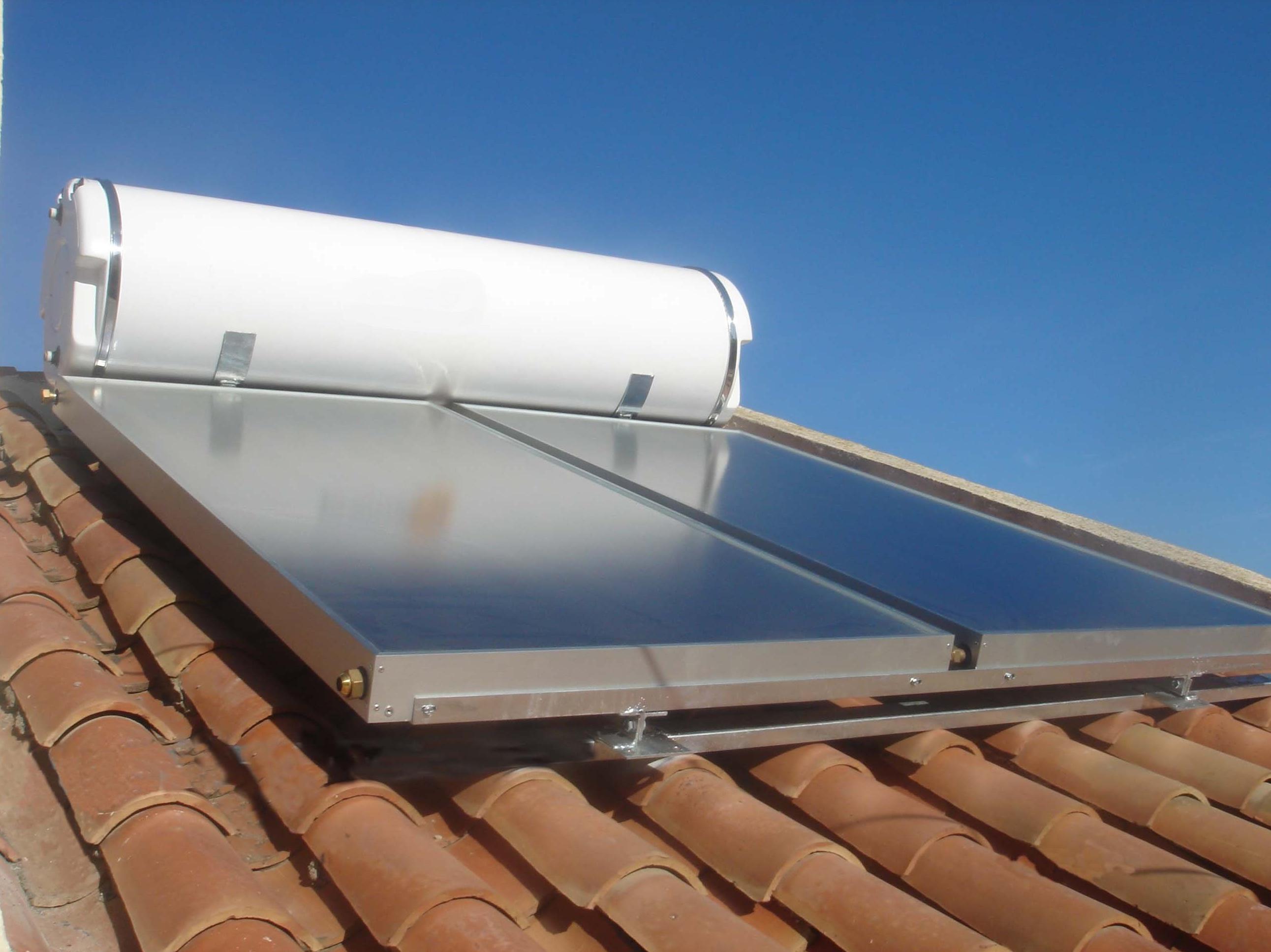 placas solares vivienda unifamiliares