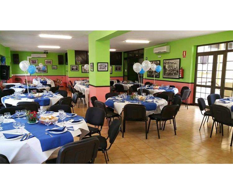 Restaurante para celebraciones en  San Sebastián de la Gomera