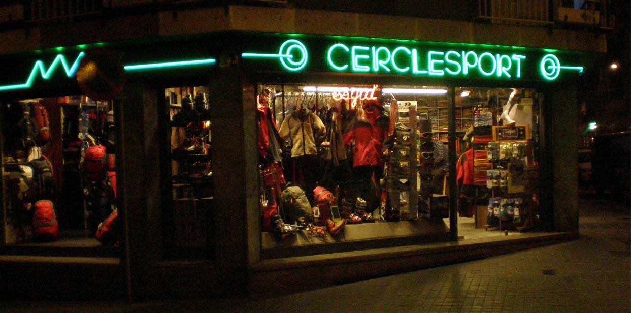 Foto 10 de Tiendas de deporte en Barcelona | Cerclesport