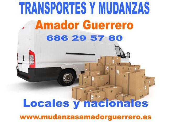 Foto 14 de Mudanzas y guardamuebles en Málaga | Mudanzas Amador
