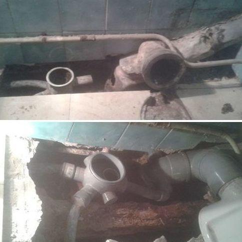 reparación e instalación de fontanería en Segovia