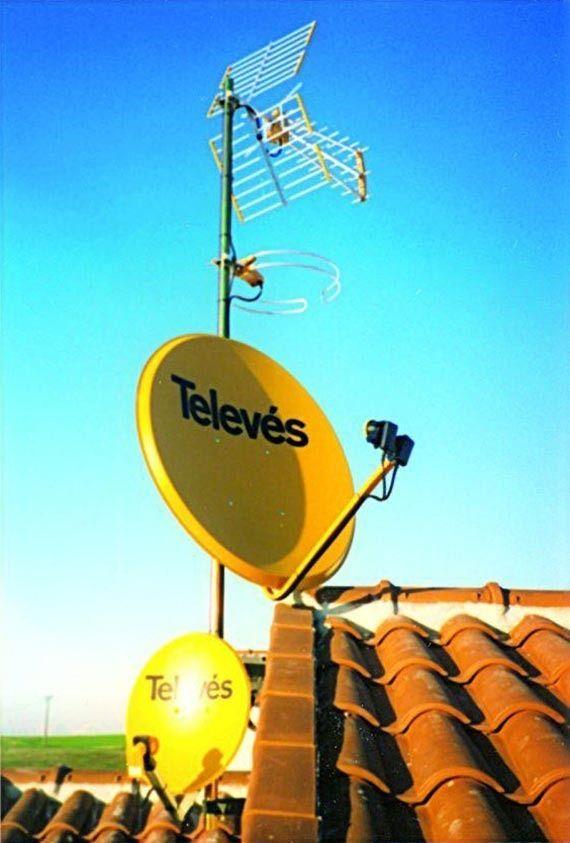 Televisión vía satélite: Productos y servicios de Andetel