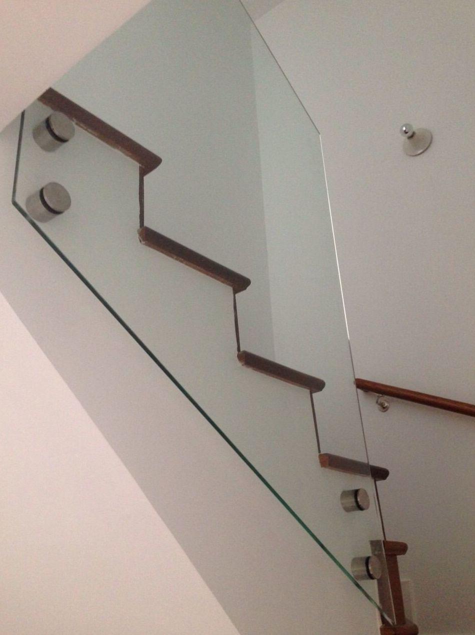 Barandillas de cristal para escaleras Madrid