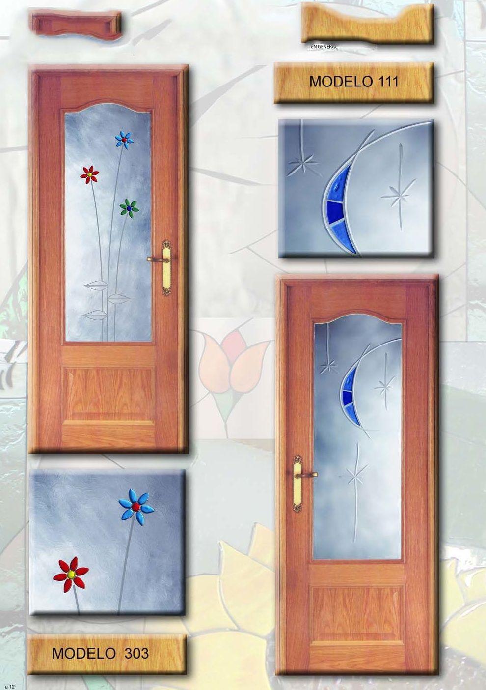 Cristales para puertas de interior Madrid