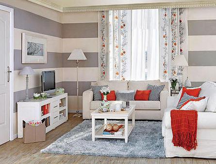 Amplia experiencia en pintura y decoración de interiores.