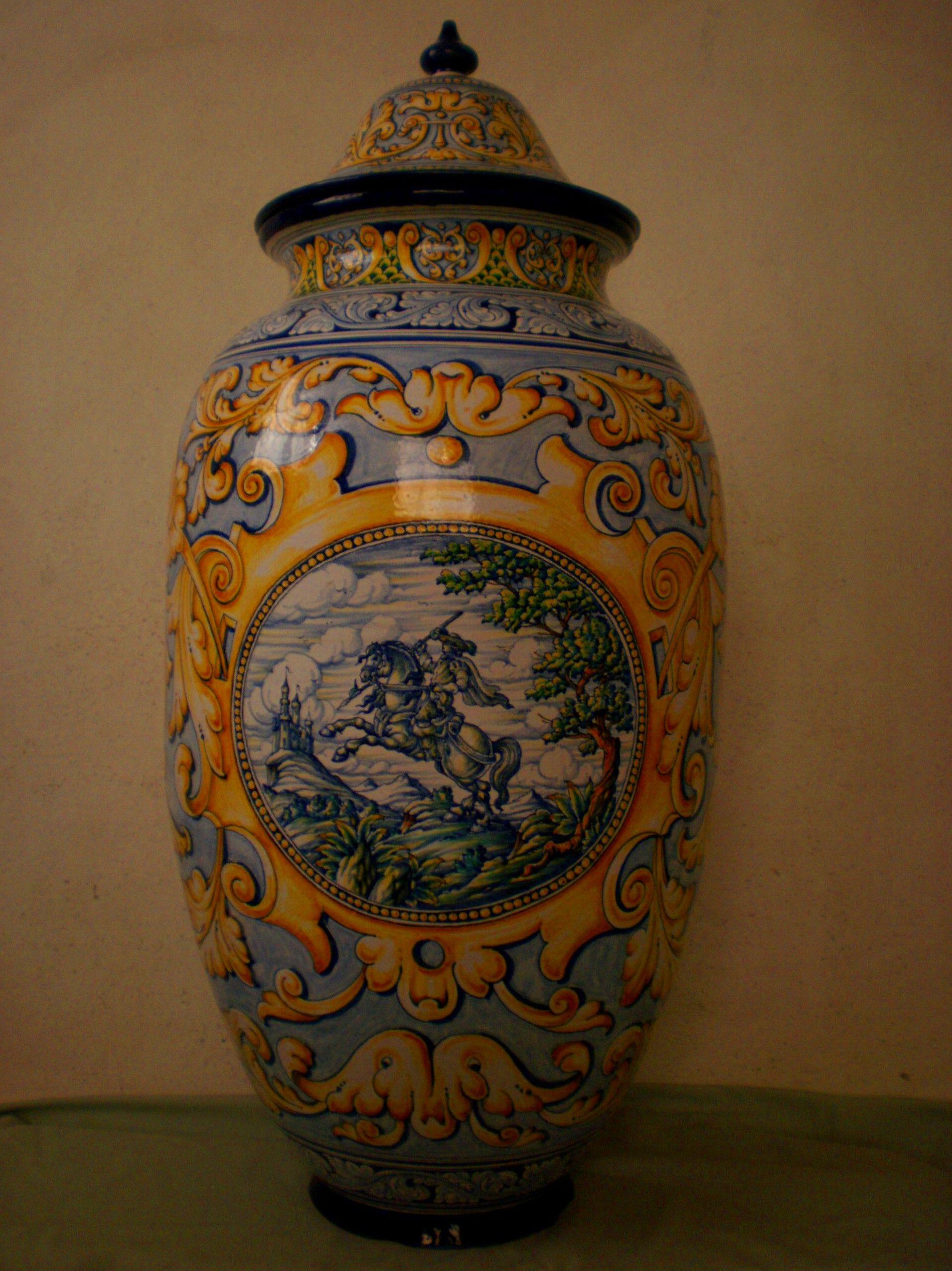 Foto 2 de cer mica art stica y popular en talavera de la - Talavera dela reina ceramica ...