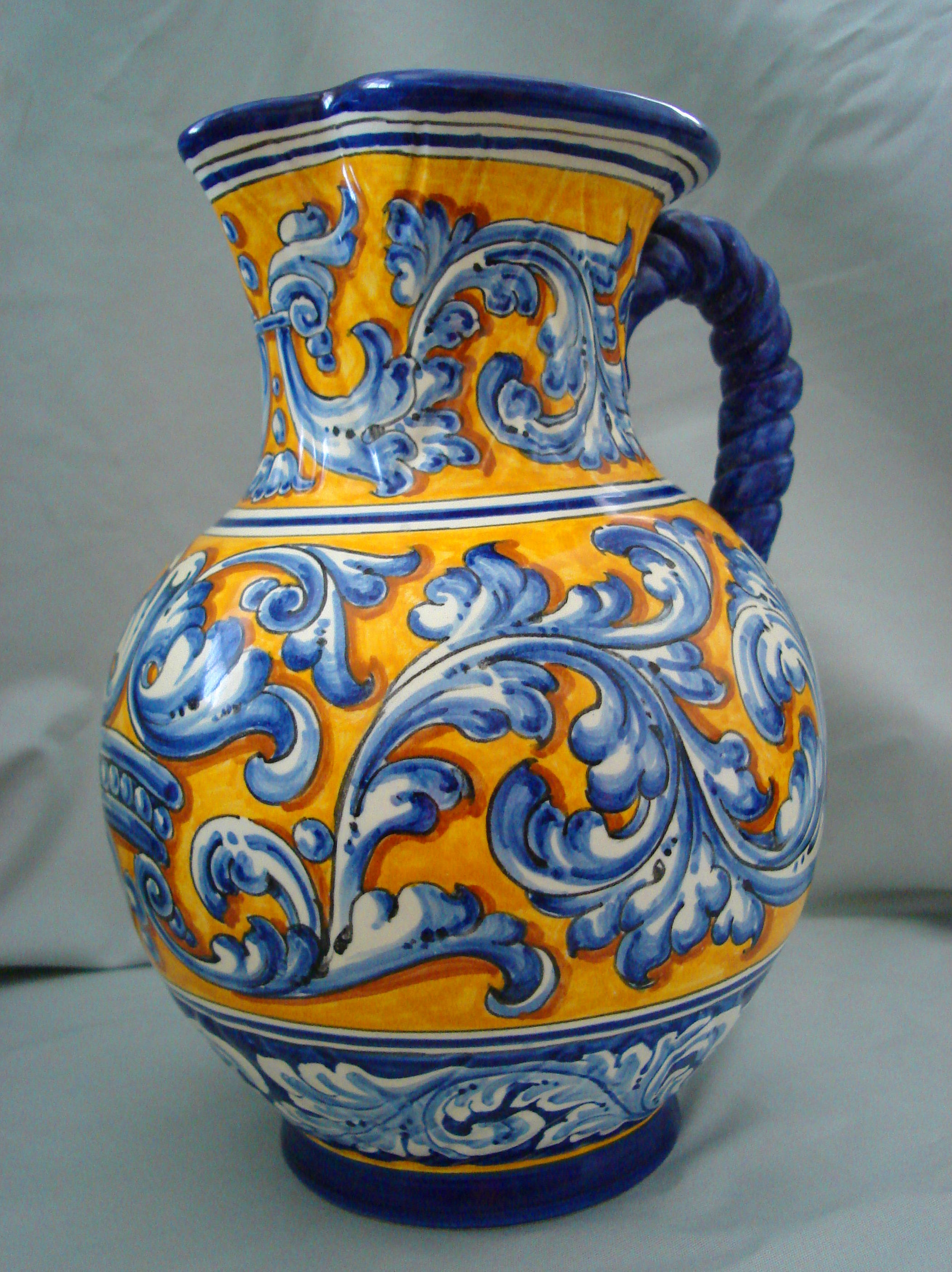 Foto 8 de cer mica art stica y popular en talavera de la reina cer mica nicol s varas d az - Fotos de ceramica ...