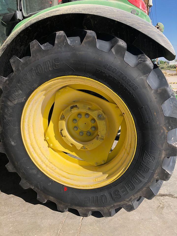 Venta y reparación de neumáticos en Jaén