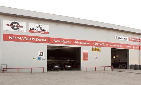 Neumáticos Zafra en Jaén