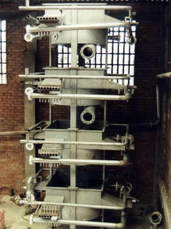 Foto 5 de Calderería industrial en La Pobla de Claramunt | Calderería Bolarin-Cardus, S.L.
